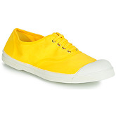 Bensimon  TENNIS LACETS  women's Shoes (Trainers) in Yellow