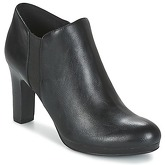 Moony Mood  FERMO  women's Low Boots in Black