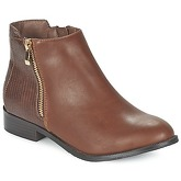 Moony Mood  FILOUFE  women's Mid Boots in Brown