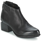 Airstep / A.S.98  SUN  women's Low Ankle Boots in Black