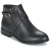 Moony Mood  FUFI  women's Mid Boots in Black