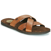 Base London  CHARIOT  men's Sandals in Brown
