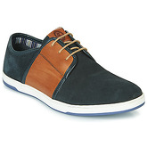 Base London  JIVE  men's Shoes (Trainers) in Blue
