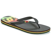 DC Shoes  SPRAY M SNDL RST  men's Flip flops / Sandals (Shoes) in Black