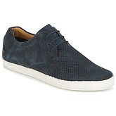 Base London  KEEL  men's Shoes (Trainers) in Blue