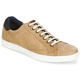 Base London  WAFER  men's Shoes (Trainers) in Brown
