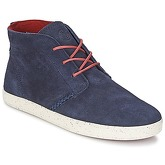 Element  BANNOCK CUP  men's Low Ankle Boots in Blue