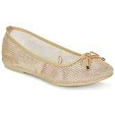 Refresh  OULALA  women's Shoes (Pumps / Ballerinas) in Gold