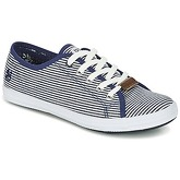 Banana Moon  RAPI  women's Shoes (Trainers) in Blue