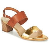 So Size  GABONOU  women's Sandals in Brown