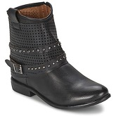 Moony Mood  RANTSOA  women's Mid Boots in Black