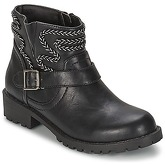 Moony Mood  FOTSY  women's Mid Boots in Black