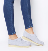 Clarks Originals Wallabee COOL BLUE SUEDE