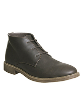 Office Garage Chukka Boot BROWN