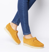 Clarks Originals Wallabee TUMERIC SUEDE