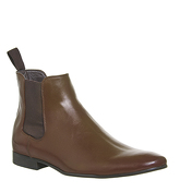 Office Heron Chelsea Boot TAN