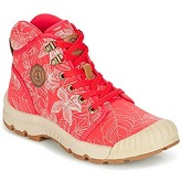 Aigle  TENERE LIGHT W  women's Shoes (High-top Trainers) in Pink