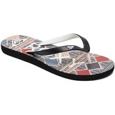 Roxy  Tahiti Estampadas para mujer  women's Flip flops / Sandals (Shoes) in Black