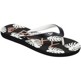 Roxy  Tahiti para mujer  women's Flip flops / Sandals (Shoes) in Black