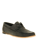 Ask the Missus Peppermint Lace BLACK NUBUCK