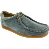 Base London  Genesis  men's Loafers / Casual Shoes in Green