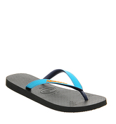 Havaianas Brasil Top Mix BLACK CAPRI