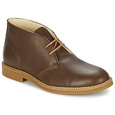 Aigle  DIXON MID 2  men's Mid Boots in Brown