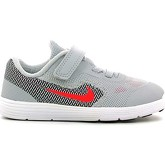 Nike  819415 Sport shoes Kid Grey/dk gry  women's Shoes (Trainers) in Grey