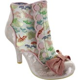 Irregular Choice  Golden Years  women's Low Ankle Boots in Pink
