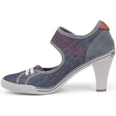 Le Coq Sportif  Lievin Denim China  women's Court Shoes in Blue