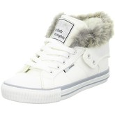 British Knights  Roco  women's Shoes (High-top Trainers) in White