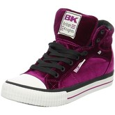 British Knights  Dee  women's Shoes (High-top Trainers) in Purple