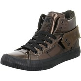 British Knights  Roco  women's Shoes (High-top Trainers) in Brown