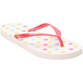 Zonkepai   Sunshine  Flip-flops CONFETTIS White Woman Spring/Summer Collection  women's Flip flops / Sandals (Shoes) in White