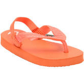Zonkepai   Sunshine  Flip-flops SOLEIL Pink Kid Spring/Summer Collection  women's Flip flops / Sandals (Shoes) in Orange