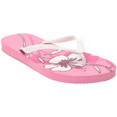 Zonkepai   Sunshine  Flip-flops HIBISCUS Pink Woman Spring/Summer Collection  women's Flip flops / Sandals (Shoes) in Pink
