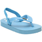 Zonkepai   Sunshine  Flip-flops SOLEIL Turquoise Kid Spring/Summer Collection  women's Flip flops / Sandals (Shoes) in Blue