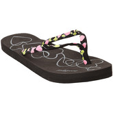 Zonkepai   Sunshine  Flip-flops COEUR Black / Green Woman Spring/Summer Collection  women's Flip flops / Sandals (Shoes) in Black