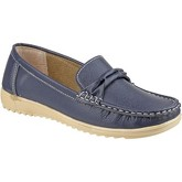 Fleet   Foster  Paros  women's Loafers / Casual Shoes in Blue