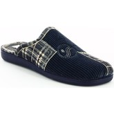 Susimoda  5306 Slippers Man Blue  men's Slippers in Blue