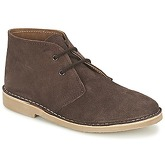Casual Attitude  IXIFU  men's Mid Boots in Brown