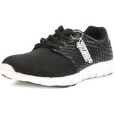 Reservoir Shoes  Sneakers with lace SANCHO Black Man Perm  women's Shoes (Trainers) in Black