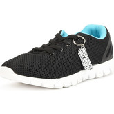 Reservoir Shoes  Sneakers with lace RODRIGO Black Man Perm  women's Shoes (Trainers) in Black