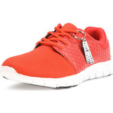 Reservoir Shoes  Sneakers with lace SANCHO Red Man Perm  women's Shoes (Trainers) in Red
