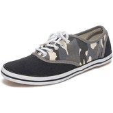 Reservoir Shoes  Printed low top sneakers 09M1034-1 NINO Black Unisex Perm  women's Shoes (Trainers) in Black