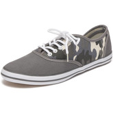 Reservoir Shoes  Printed low top sneakers 09M1034-1 NINO Grey Unisex Perm  women's Shoes (Trainers) in Grey