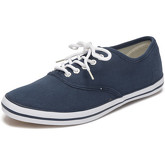 Reservoir Shoes  Solid low sneakers 09M1034 TINO Sky blue Unisex Perm  women's Shoes (Trainers) in Blue