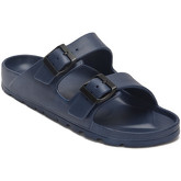Reservoir Shoes  Sandals and Barefoot A1015 Navy blue Unisex Perm  women's Mules / Casual Shoes in Blue
