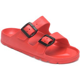 Reservoir Shoes  Sandals and Barefoot B2015 Red Unisex Perm  women's Mules / Casual Shoes in Red