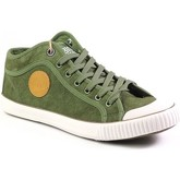 Big Star  AA174014  men's Shoes (Trainers) in Green